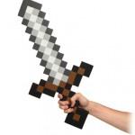épée mousse minecraft