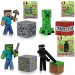 figurines minecraft