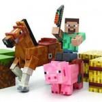 figurines minecraft 3