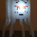 lampe minecraft ghast impression 3d