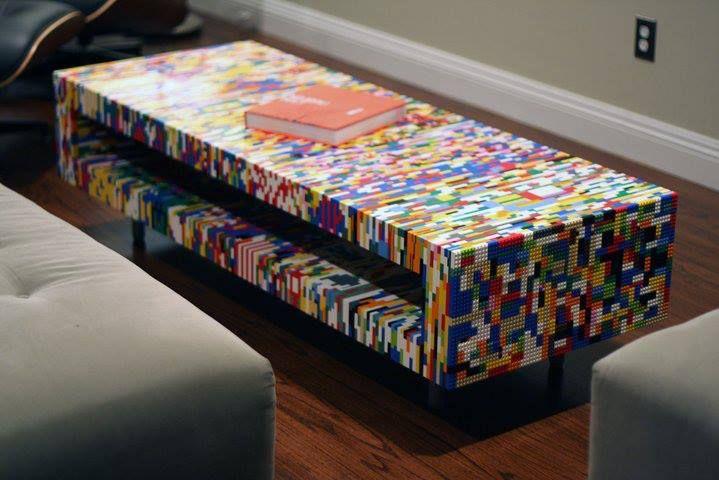 Charmant Meuble Lego Design #3: Meuble Lego
