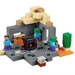 lego minecraft donjon