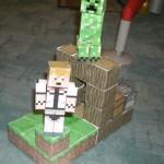 Papercraft Minecraft