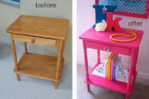 relooker meuble en bois