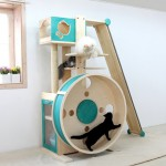 roue pour chats