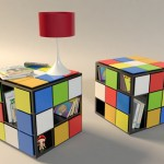meuble rubkis cube