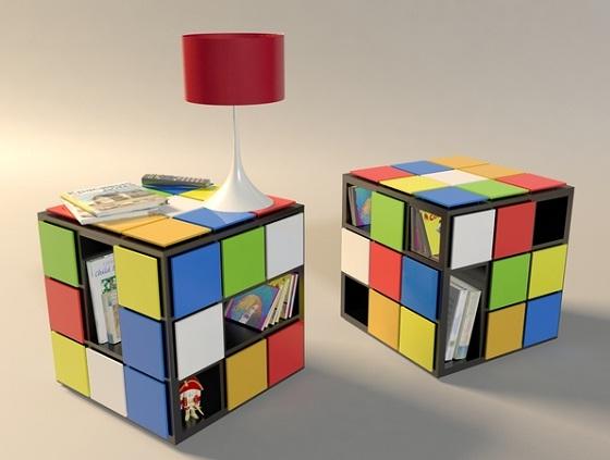 des meubles geek pour décorer sa maison ? cuboak - Designer De Meuble