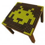 table space invaders