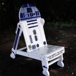chaise star wars
