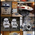 meubles star wars