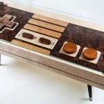 Table manette NES