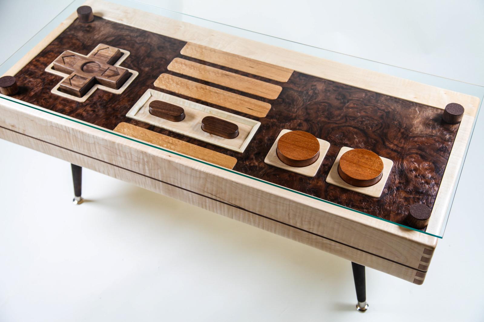 Des meubles geek pour d corer sa maison cuboak - Decorer sa maison minecraft ...