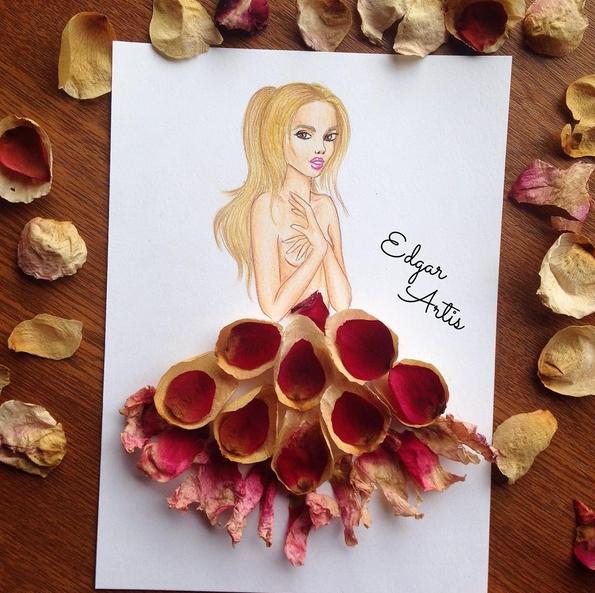 Creative Fashion Designs par Edgar