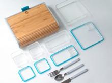 Prepd Pack lunch box connectée