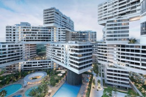 The interlace par OMA