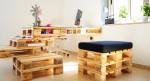 Canapé, chaise, banc… Un meuble en palette pour tous !