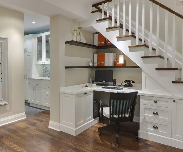 de l originalit pour votre placard sous escalier cuboak. Black Bedroom Furniture Sets. Home Design Ideas