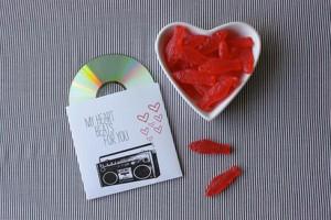 cd personnalisé