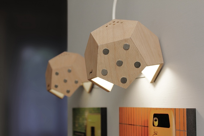lampe modulaire