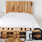Des id es r cup pour fabriquer une table basse soi m me cuboak - Fabriquer son lit en bois ...