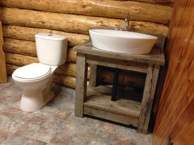 meuble salle de bain vasque blanc
