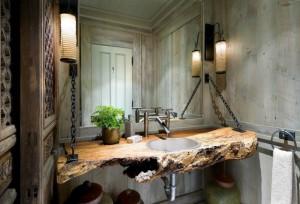 meuble salle de bain vasque design