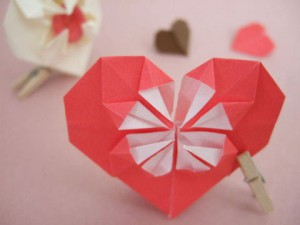origami-coeur