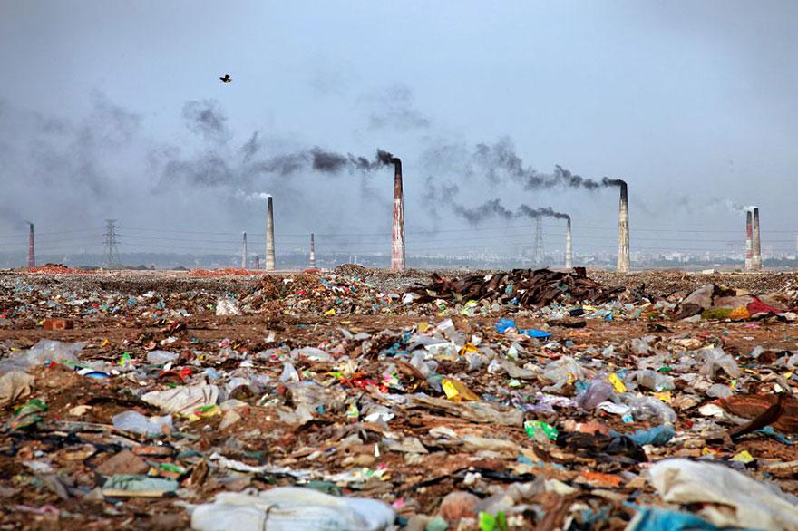 pollution et qualite air