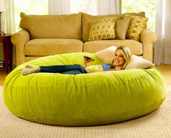 le pouf id al pour se sentir bien la maison cuboak. Black Bedroom Furniture Sets. Home Design Ideas