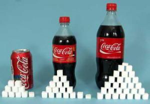 sucre coca cola