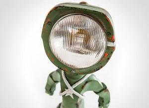 the lampster design retro