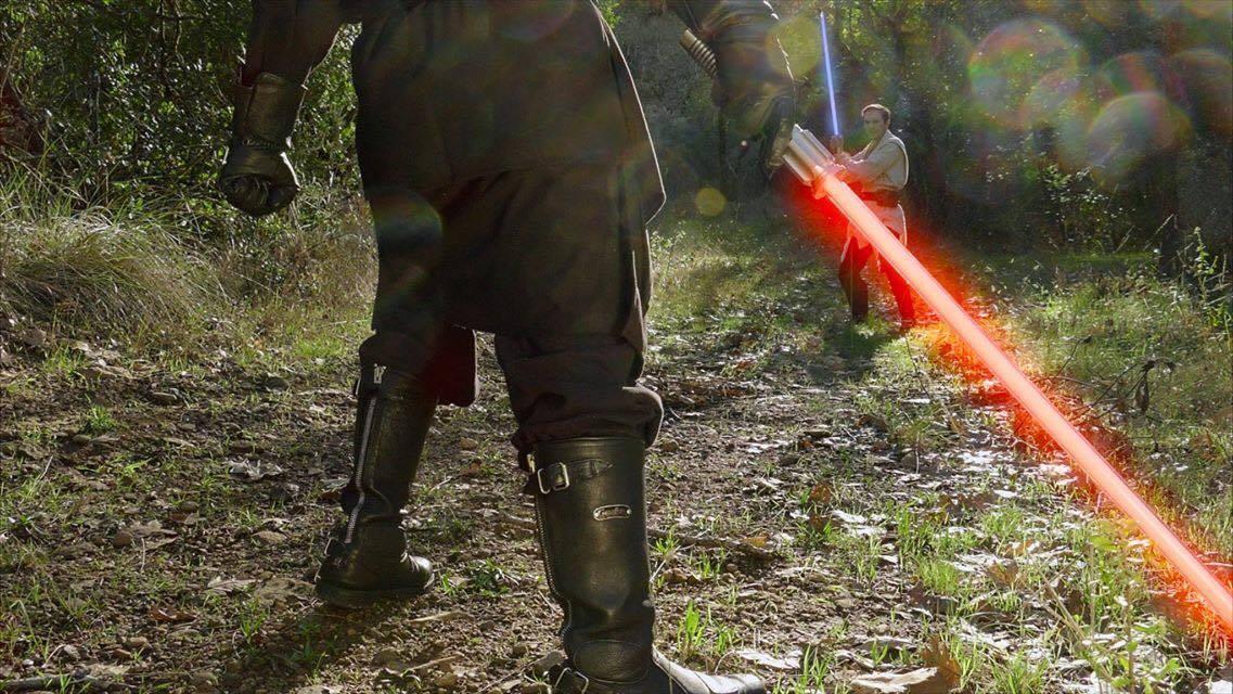sabre laser adulte