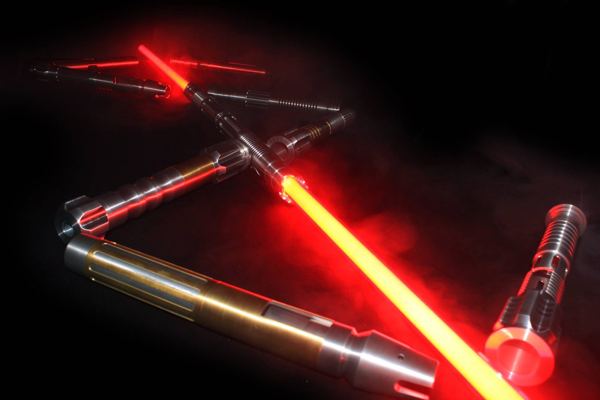 sabre laser artisanal