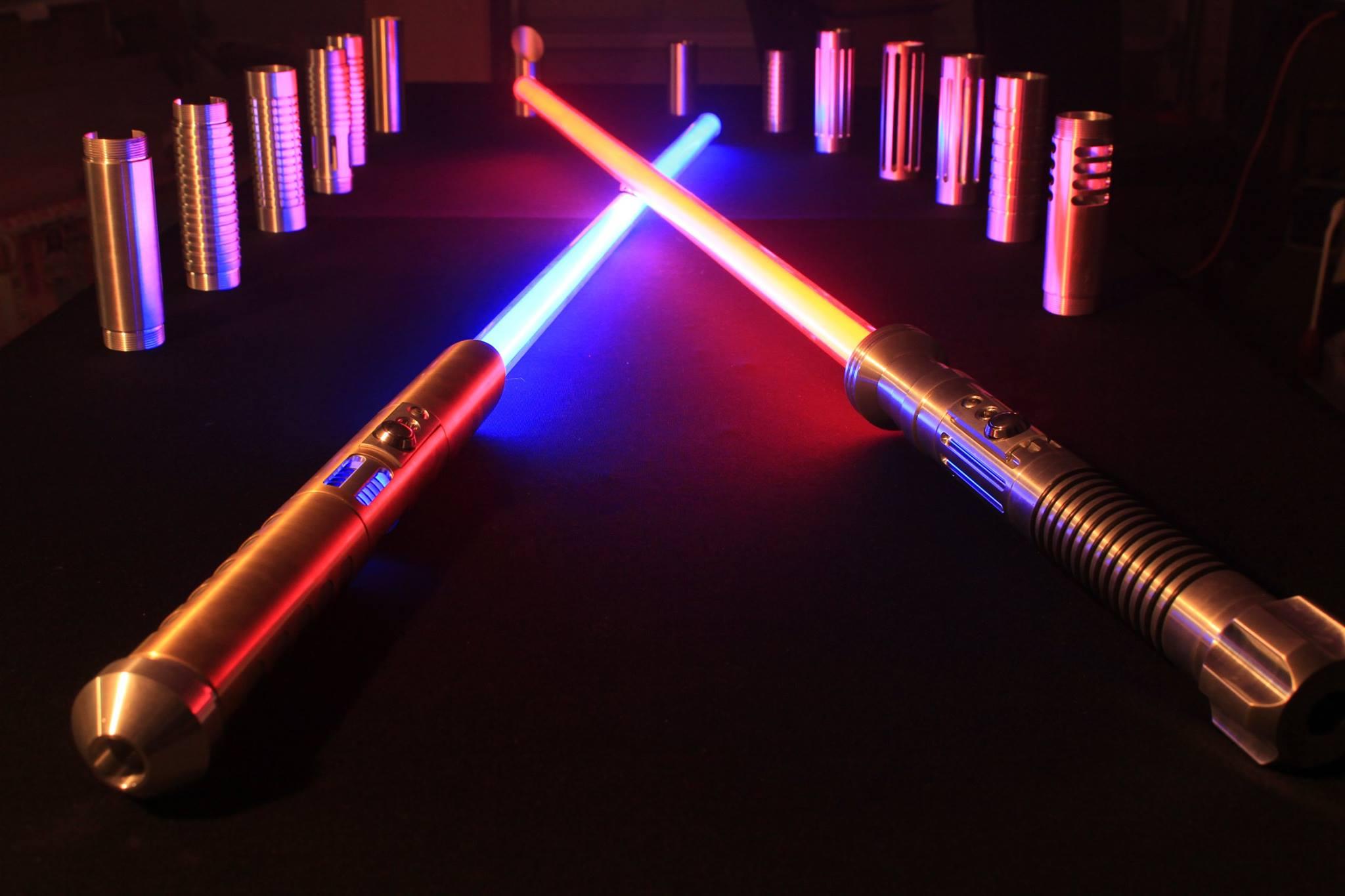 sabre laser design