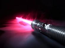 sabre laser personnalisable