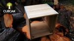 Cuboak : Un nouveau concept de mobilier modulaire !