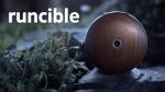 Runcible : Un smartphone rond et design