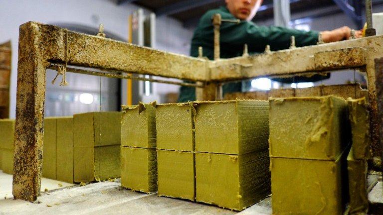 savon de marseille fabrication