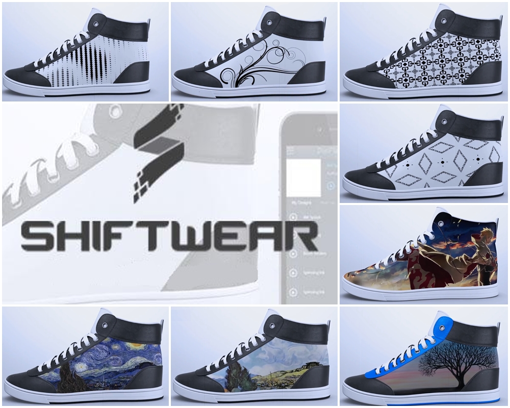 shiftwear chaussures personnalisables